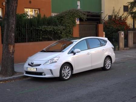 El Toyota Prius+ 7 plazas a prueba (I): Diseño, espacio y equipamiento