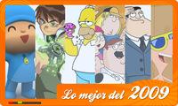 Lo mejor de 2009, animación