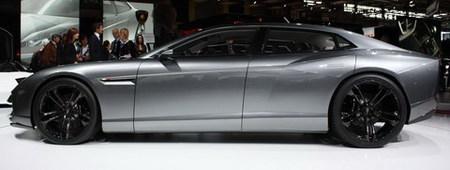 Lamborghini Estoque en el Salón de París, el Lamborghini diésel o híbrido