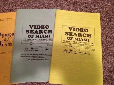 Video Search Miami