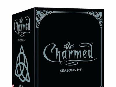 La serie completa Embrujadas, en DVD, por 31,19 euros y envío gratis