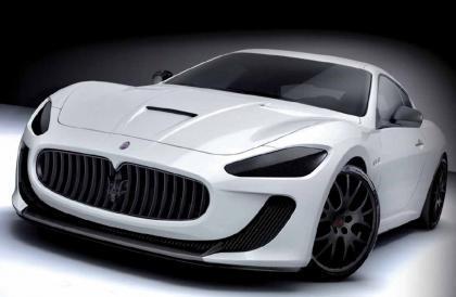Maserati enseña su nuevo prototipo de competición