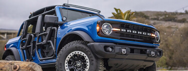 Ford Bronco Riptide Concept, más que preparado para una día de playa y surf californiano