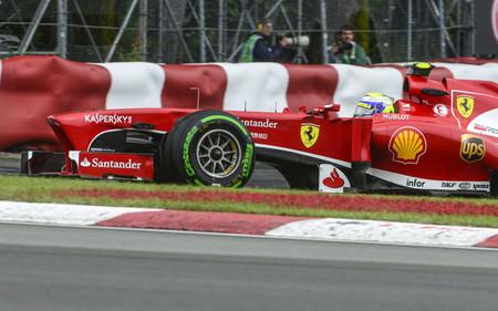 Felipe Massa se está ganando su renovación