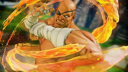 Street Fighter V: Sagat y G están disponibles desde hoy. Este es el regreso del emperador del Muay Thai que quería ver