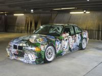 BMW 3 Series saloon-car racing prototype 1992