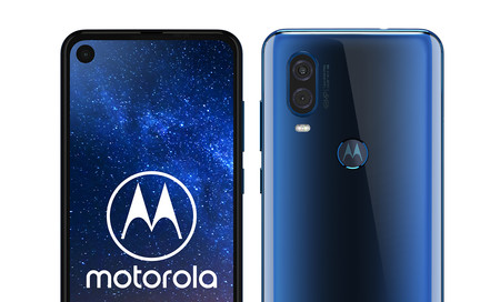 Motorola One Vision Detalle
