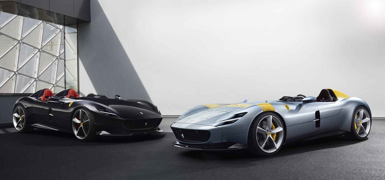 Foto de Ferrari Monza SP1 y Monza SP2 2019 (11/14)