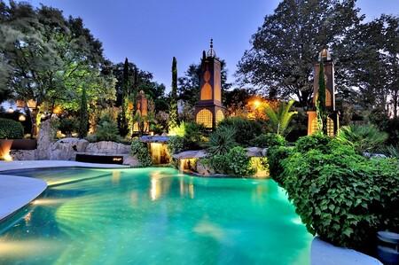 Jardin Para Las Personas Que Buscan Tranquilidad