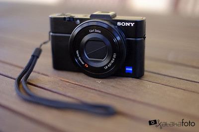 Sony RX100 II, análisis
