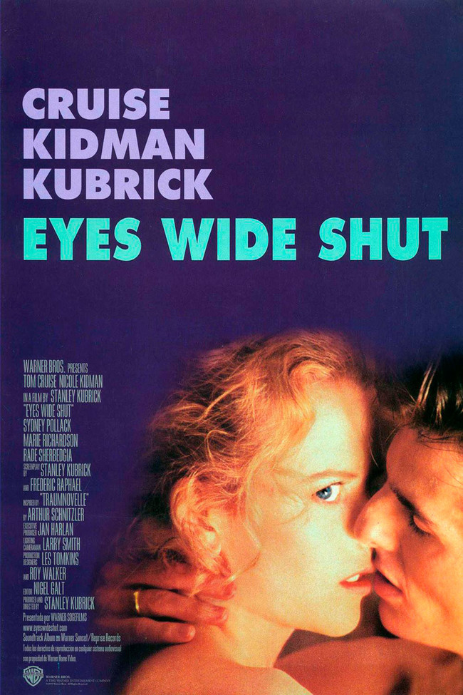 Eyes Wide Shut Usa