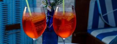 ¿Conoces la diferencia entre el Aperol y el Campari?