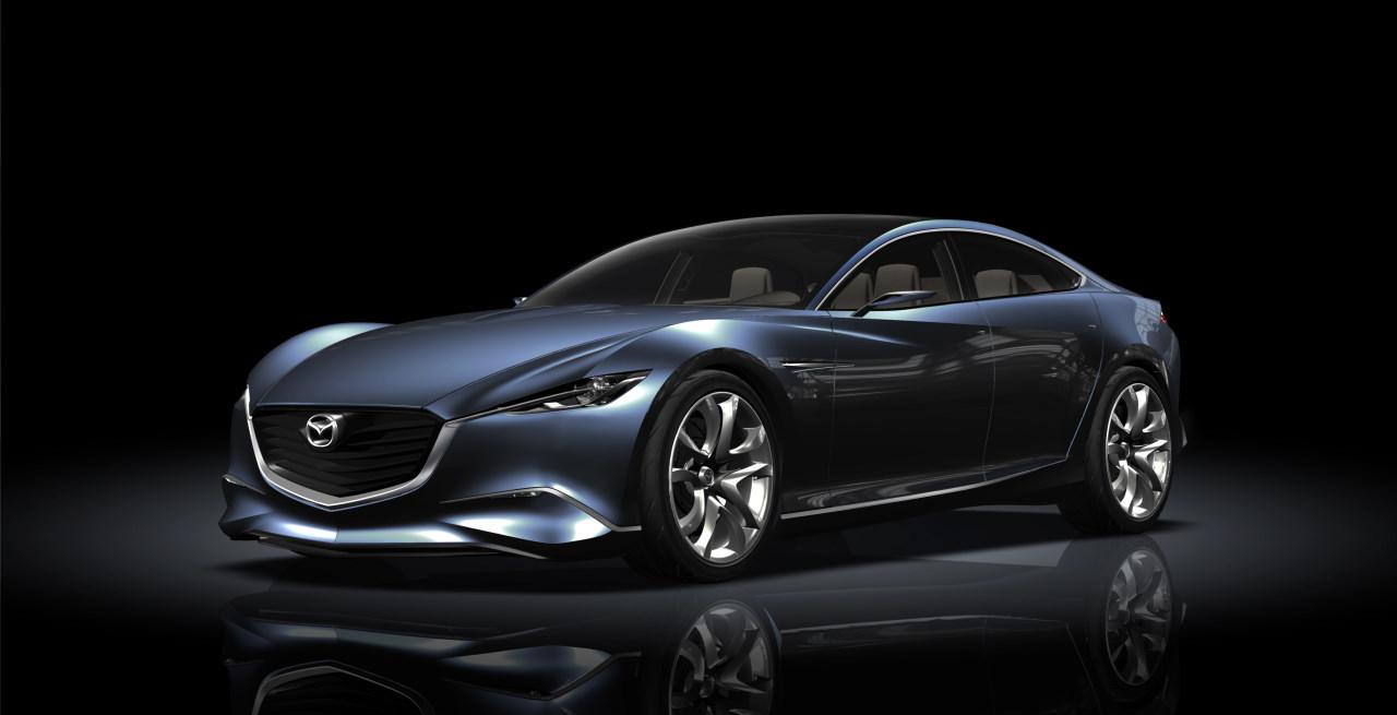 Foto de Mazda Shinari Concept (2/7)
