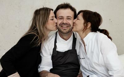 Nacho Manzano celebra los veinte años de Casa Marcial con un menú especial