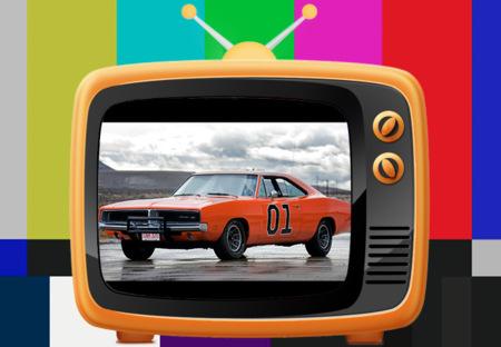 Siete iconos motorizados de la tele que no pueden faltar en tu baúl de los recuerdos