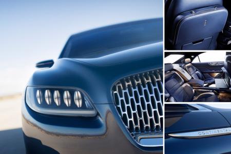 Lincoln Continental Concept 4