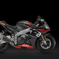 La Aprilia RSV4 1100 Factory 2020 con suspensión semiactiva es 1.000 euros más cara y se pone en 27.000 euros