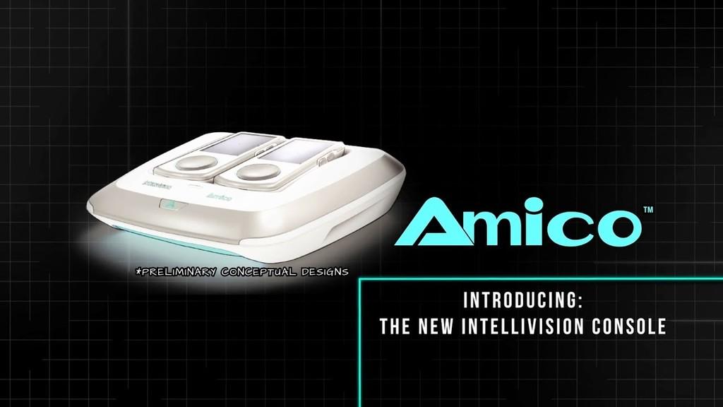 Intellivision Amico se presenta de manera oficial. Aquí tienes su trailer