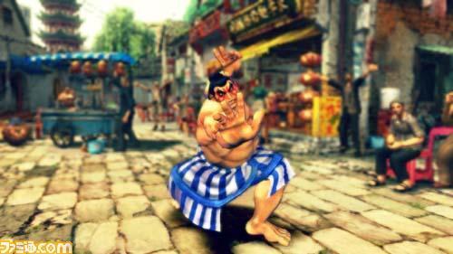 Foto de Street Fighter IV - Famitsu 08012008 (25/45)