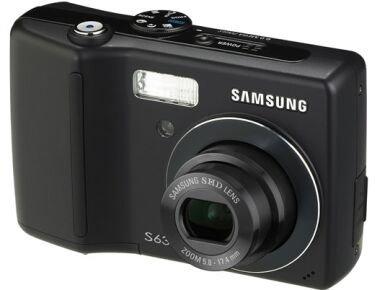 [CES 2007] Cámaras de fotos de Samsung