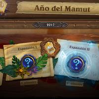 El año del Mammut cambiará Hearthstone por completo