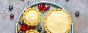 Cómo hacer crema pastelera en 5 minutos. Receta fácil en microondas