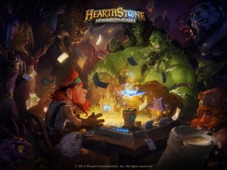 Hearthstone: Heroes of Warcraft, el juego de cartas coleccionables de Blizzard