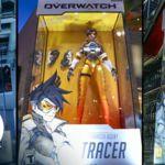 Así se hicieron las espectaculares y gigantescas figuras articuladas de Overwatch