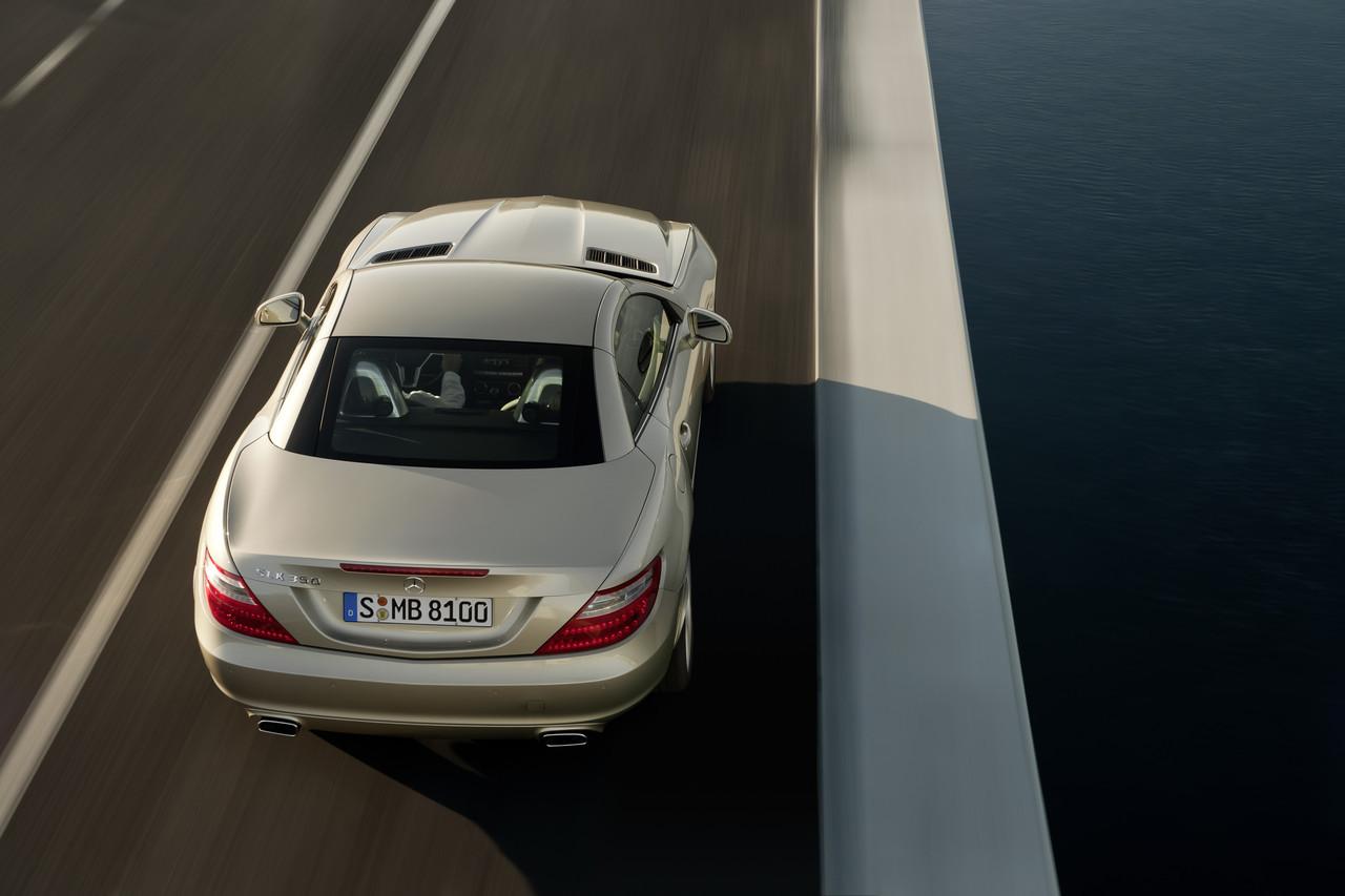 Foto de Mercedes-Benz SLK Roadster 2011 (11/36)