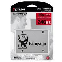 Disco SSD Kingston UV400, de 240GB de capacidad, por 69 euros y envío gratis