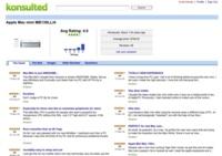 Konsulted, pide opiniones sobre productos electrónicos a sus propietarios