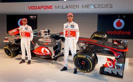 McLaren asegura que no tiene ninguna intención de construir sus propios motores