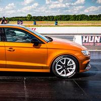 APR convierte al Audi RS3 Sedan en el rey el cuarto de milla: de 0 a 100 km/h... ¡en 2,44 segundos!