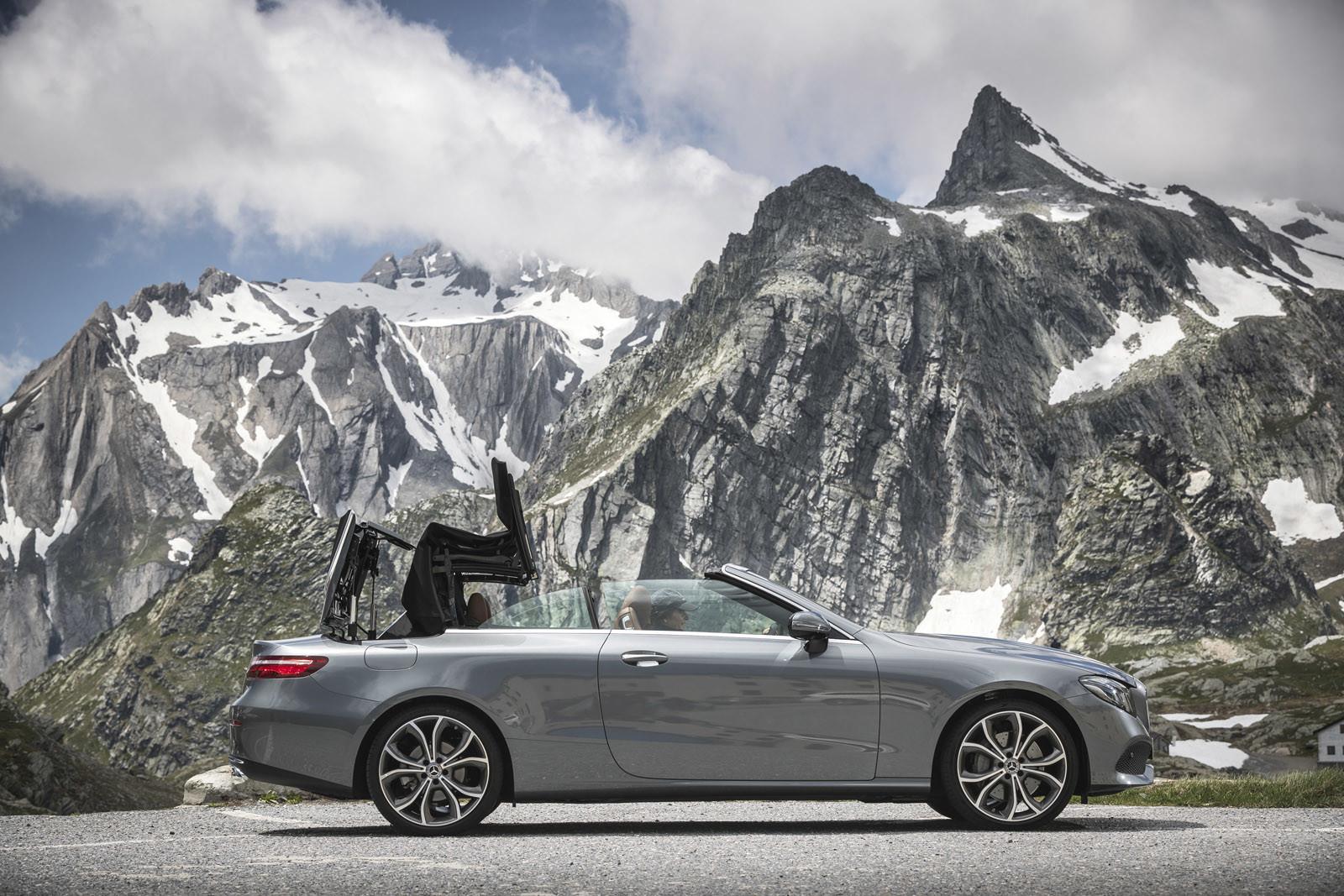 Foto de Mercedes-Benz Clase E Cabrio, toma de contacto (11/156)