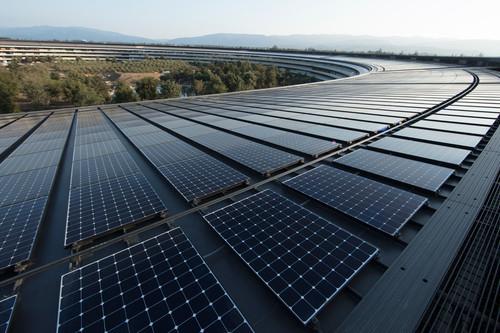 El 100% de las instalaciones de Apple alrededor del mundo ya funcionan con energía limpia