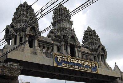 Algunos consejos para cruzar de Tailandia a Camboya con éxito