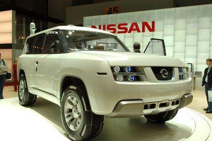 Nissan Terranaut Concept, fotos reales en Ginebra