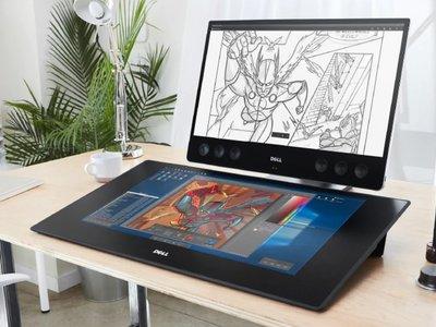Dell Canvas: si te gusta dibujar, ya tienes otro rival para el Surface Studio y el Wacom Cintiq
