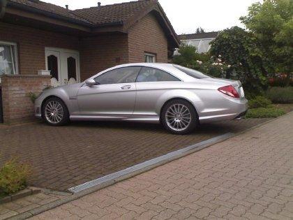 Fotos del Mercedes CL 63 AMG
