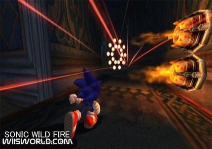 Sonic Wild Fire
