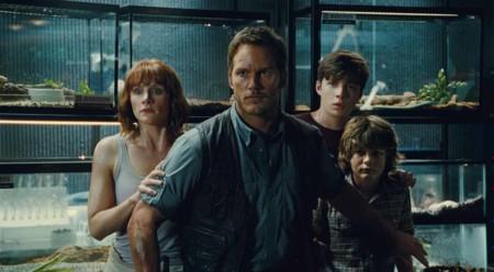 Protagonistas de Jurassic World