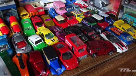 Hot Wheels Coleccion 15