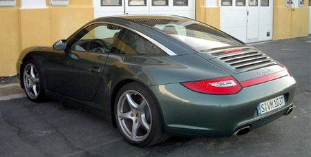 Porsche 911 Targa, el próximo en la lista de Porsche