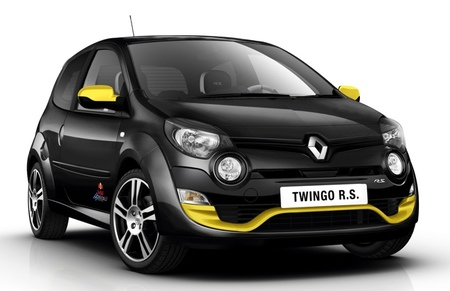 Renault Twingo R.S. Red Bull Racing RB7 02
