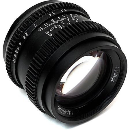 Slrmagic 50mm F1 1 Lens For Sony Fe Mount 3