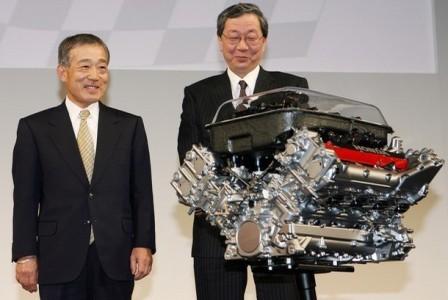 La FIA podría estar pensando en igualar los motores