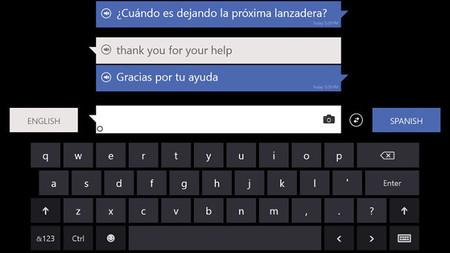 Bing Translator, la aplicación de traducción del buscador ya disponible en Windows Store