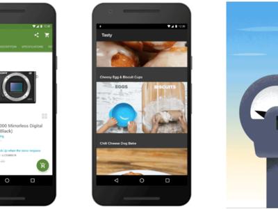Android Instant Apps de Google vuelve a etapa de pruebas