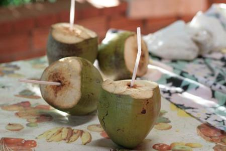 ¿Sabes la diferencia entre agua y jugo de coco? ¿Y entre leche y crema?