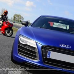 Foto 19 de 24 de la galería ducati-899-panigale-vs-audi-r8-v10-plus en Motorpasion Moto